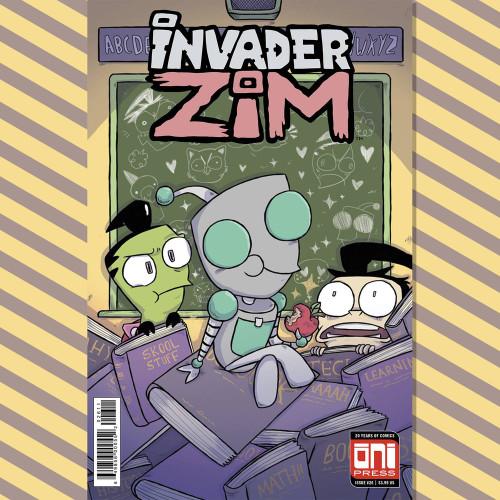 Invader Zim #26 Official Comic