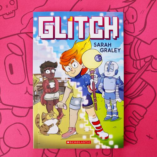 Glitch Graphic Novel