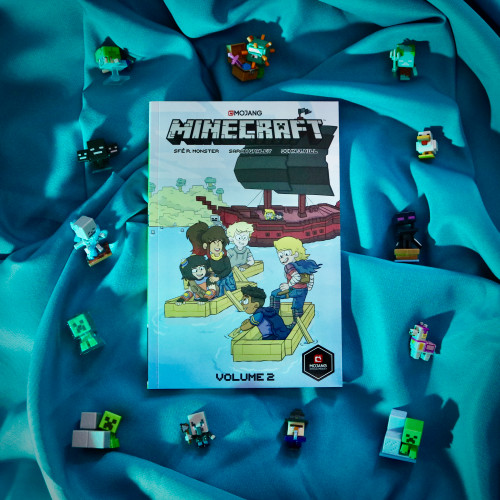 Minecraft: Volume  2 (Official Graphic Novel)
