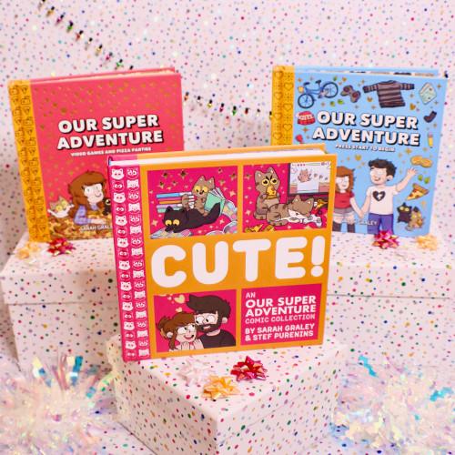 Our Super Adventure 1 2 3 Bundle