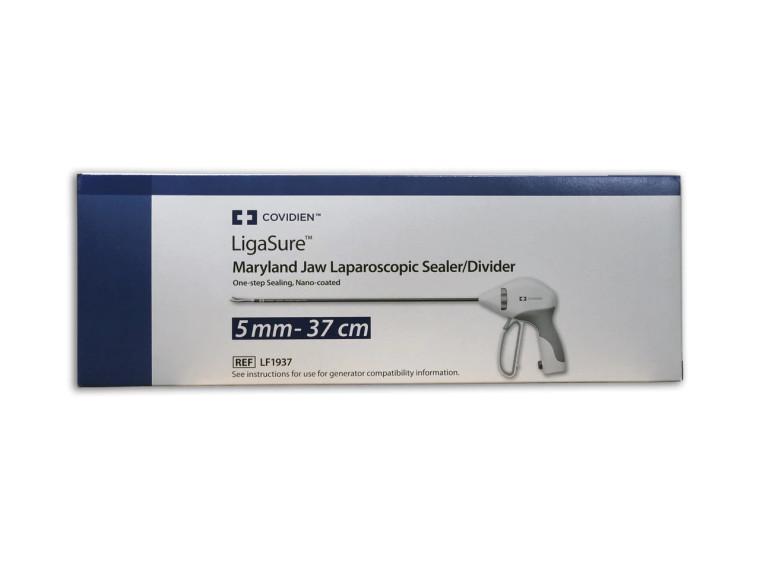 Covidien LF1937 - Ligasure Maryland Jaw Sealer/Divider 37CM - Each