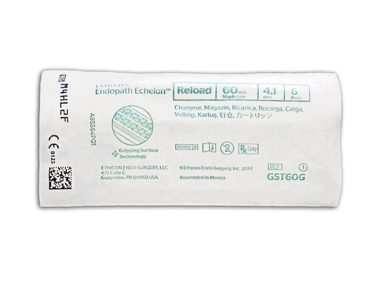 Ethicon GST60G - ECHELON ENDOPATH™ Reload (60mm) Green