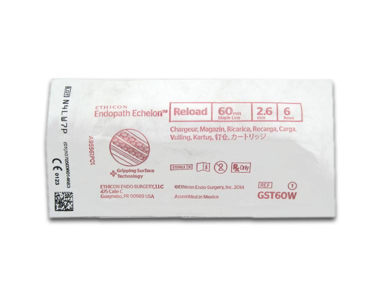 Ethicon GST60W - ECHELON ENDOPATH™ Reload (60mm) White