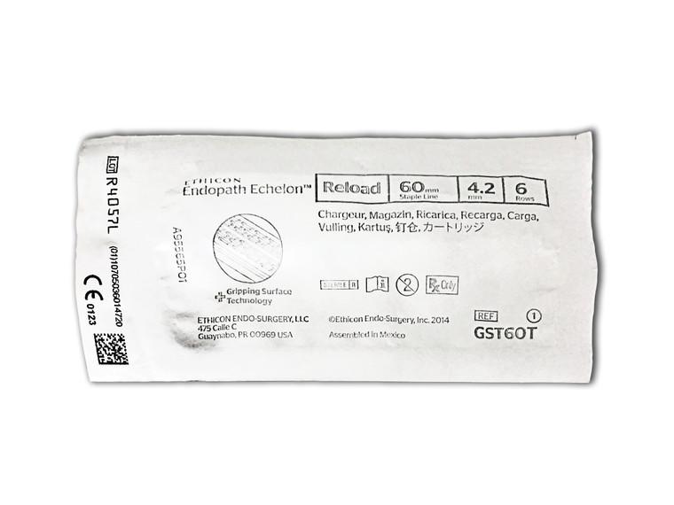 Ethicon GST60T - ECHELON ENDOPATH™ Reload (60mm) Black