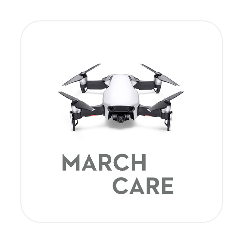 MARCH Care Plan (Mavic Air Accidental Damage Insurance - 1 year) *In store purchase only
