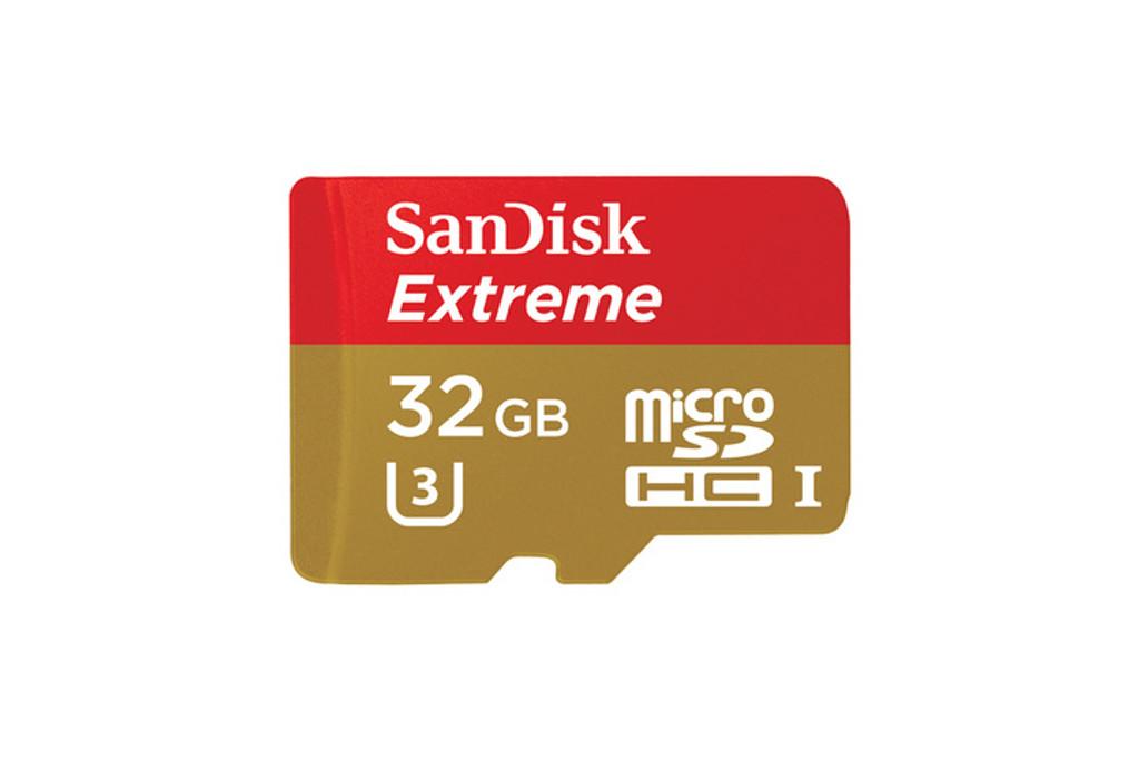 SanDisk Extreme microSD Card 32GB
