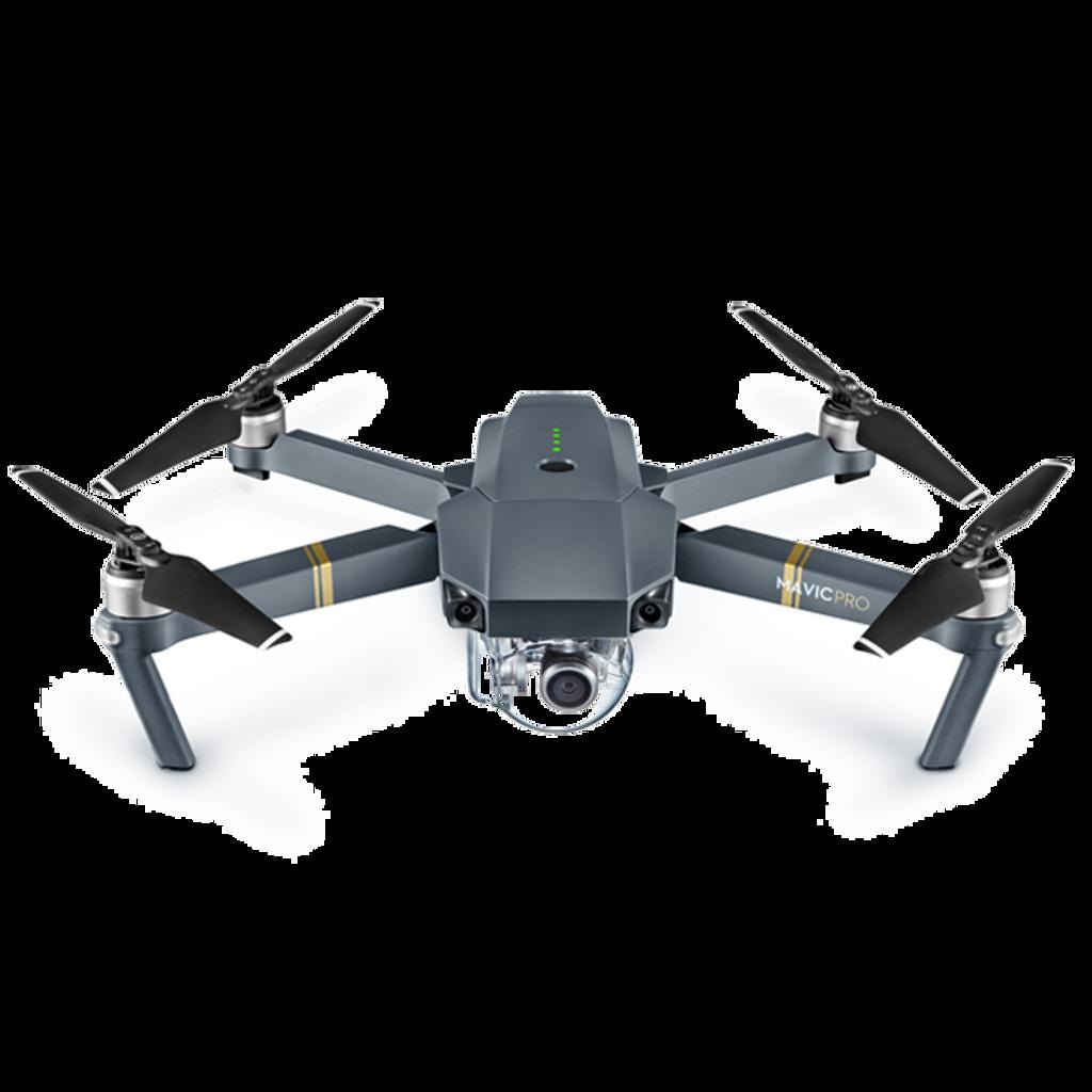 Mavic Pro Fly More Combo (Refurbished Unit)