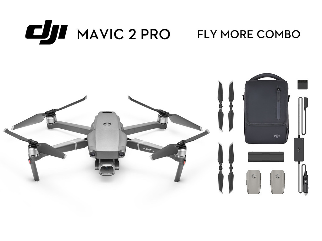 Mavic 2 Pro Fly More Combo