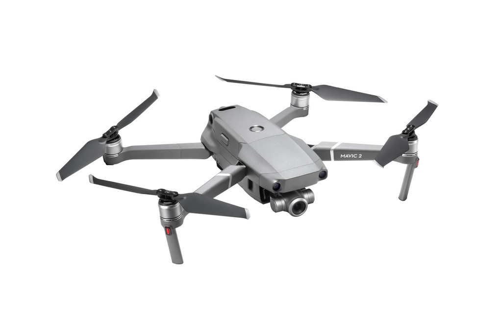 Mavic 2 Zoom (DJI Smart Controller) Fly More Combo