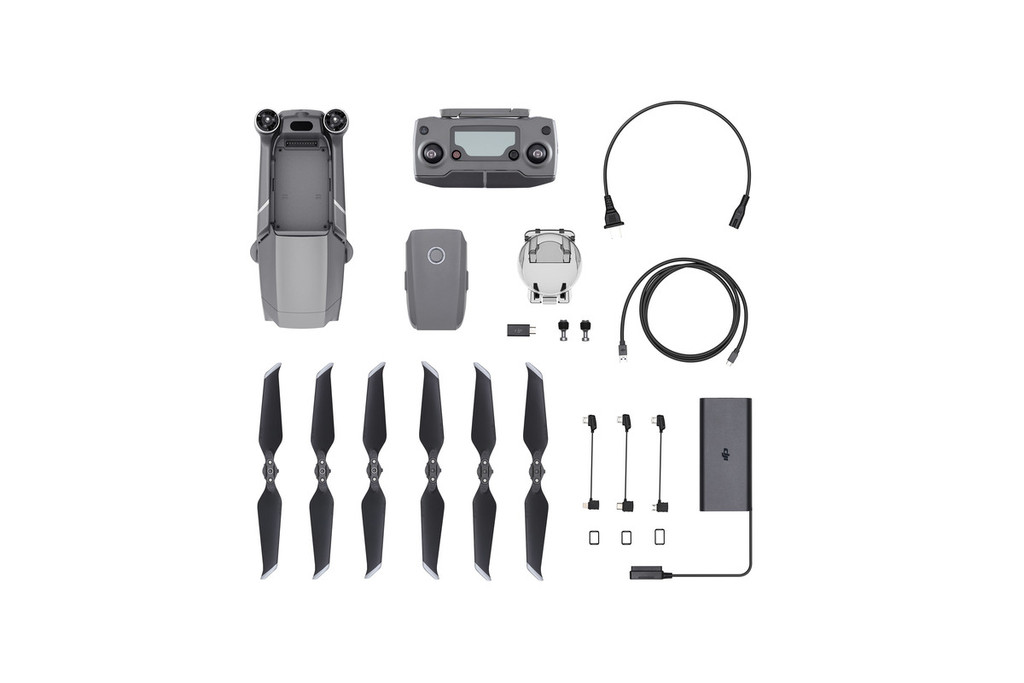 Mavic 2 Zoom (DJI Smart Controller) Fly More Combo - MARCH CARE Premium Package