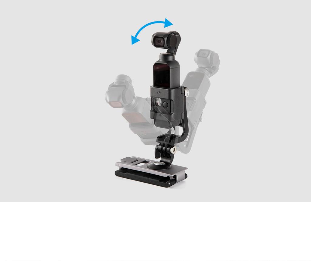 Osmo Pocket Action Camera L Bracket+
