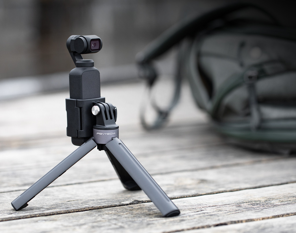 Action Camera Universal Mount to ¼