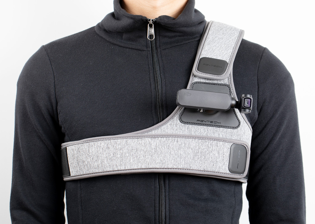 Chest Strap for Action Cameras