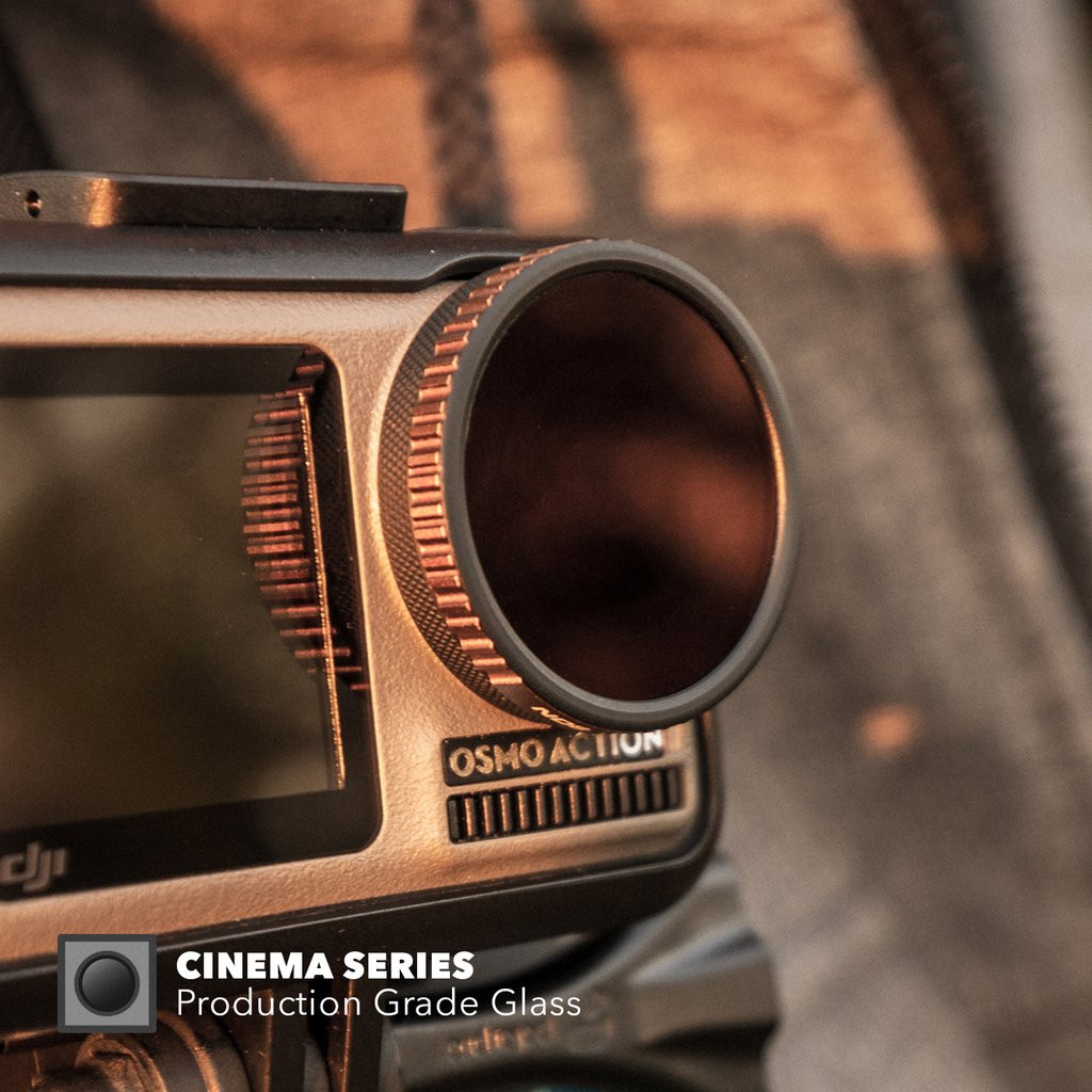 Shutter 5-pack - Cinema Series | Osmo Action