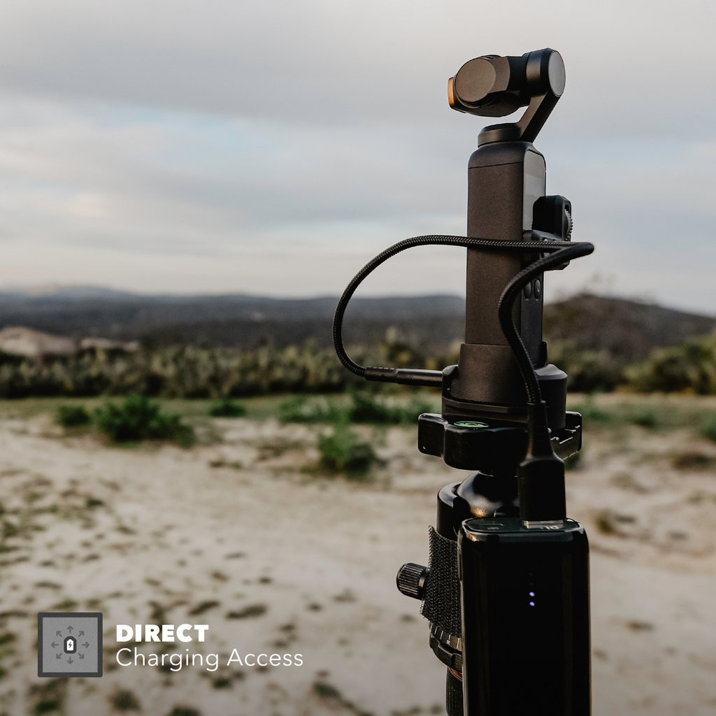 Tripod Adapter For Wifi Base | Osmo Pocket
