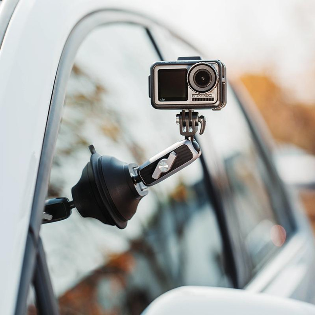 Action Camera Suction Cup