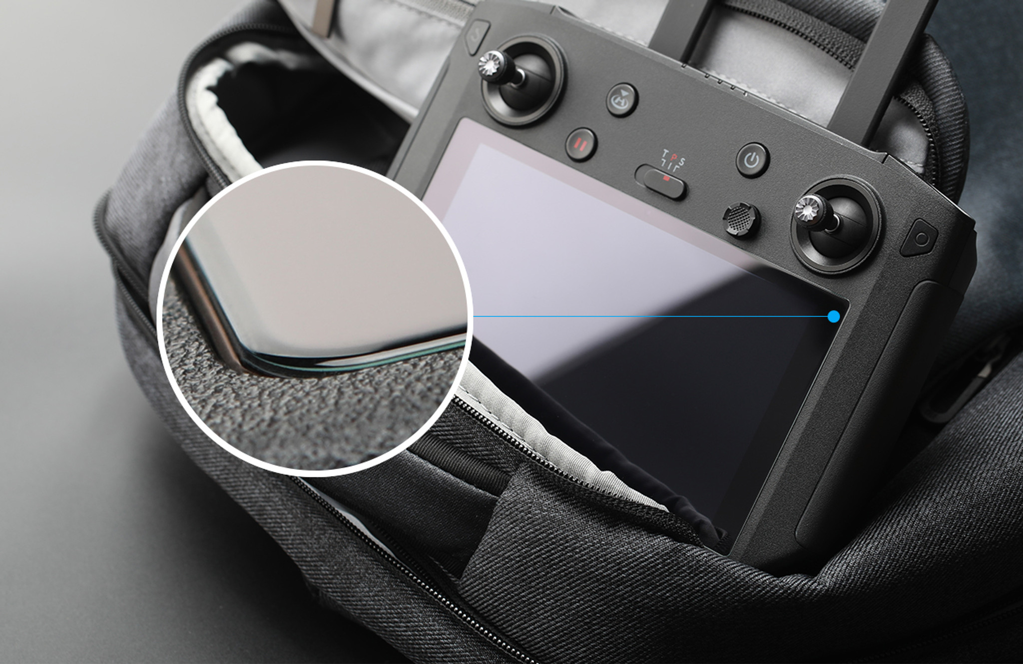 Image result for PGYTECH Screen Protector for DJI smart controller