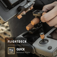FlightDeck - Monitor Mount | Mavic Remotes