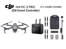 Mavic 2 Pro (DJI Smart Controller) Fly More Combo