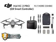 Mavic 2 Pro (DJI Smart Controller) Fly More Combo - MARCH CARE Premium Package