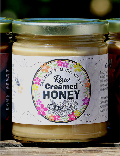 Natural Creamed Honey