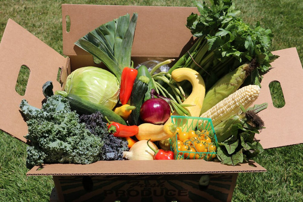 Farm Box Subscription