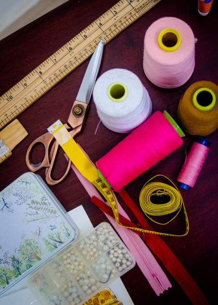 Basic Sewing & Clothing Construction -103