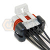 1x Connector 7-way 7 pin for Ignition Coil Chevrolet PT2655