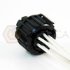 1x Connector 7-way Round Female Tyco for GM Chevrolet BMW Universal