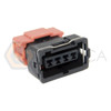 1x Connector 4-way for Throttle Position sensor Mitsubishi MD614772 w/out wire