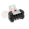 1x Connector 7-way 7 pin for Ignition Coil Chevrolet PT2655 w/out wire