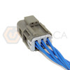 1x Male Connector 6-way 6 pin for TPS SERA484-23