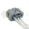 1x Connector 7-way for Transmission Switch 90980-12362