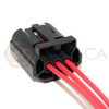 1x Female and Male Connector 3-way for Ford Inertia WPT-414