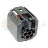 1x Connector 7-way 7 pin for Ford Mazda Headlamp WPT-596 w/out wire