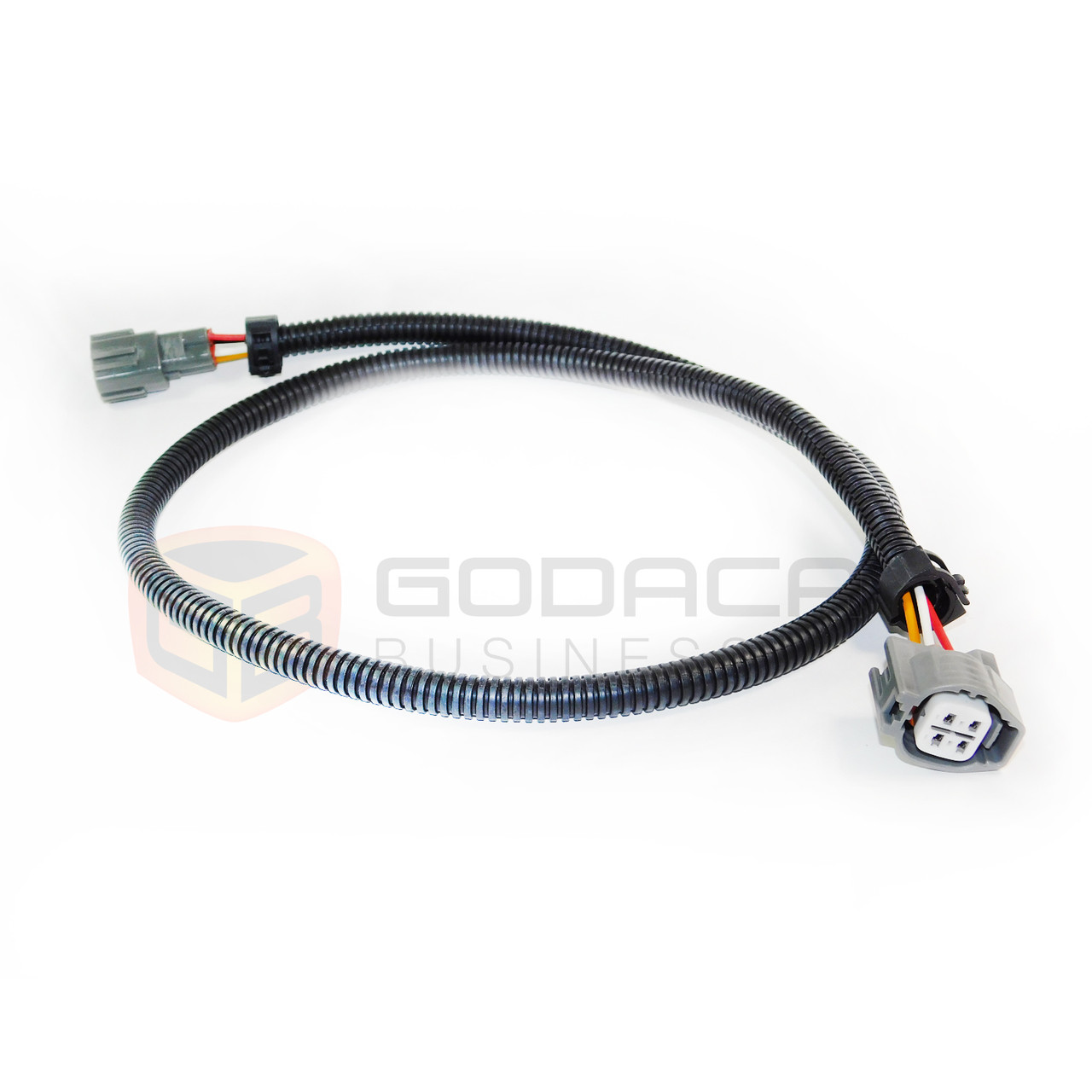 1x wiring harness extension for toyota o2 oxygen sensor 36