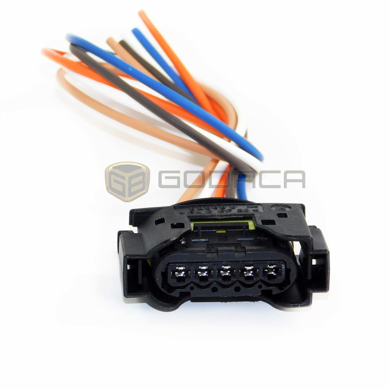 1x Connector 5 Way Pin For Mercedes Benz Preheater A 2205450429 220 Wiring
