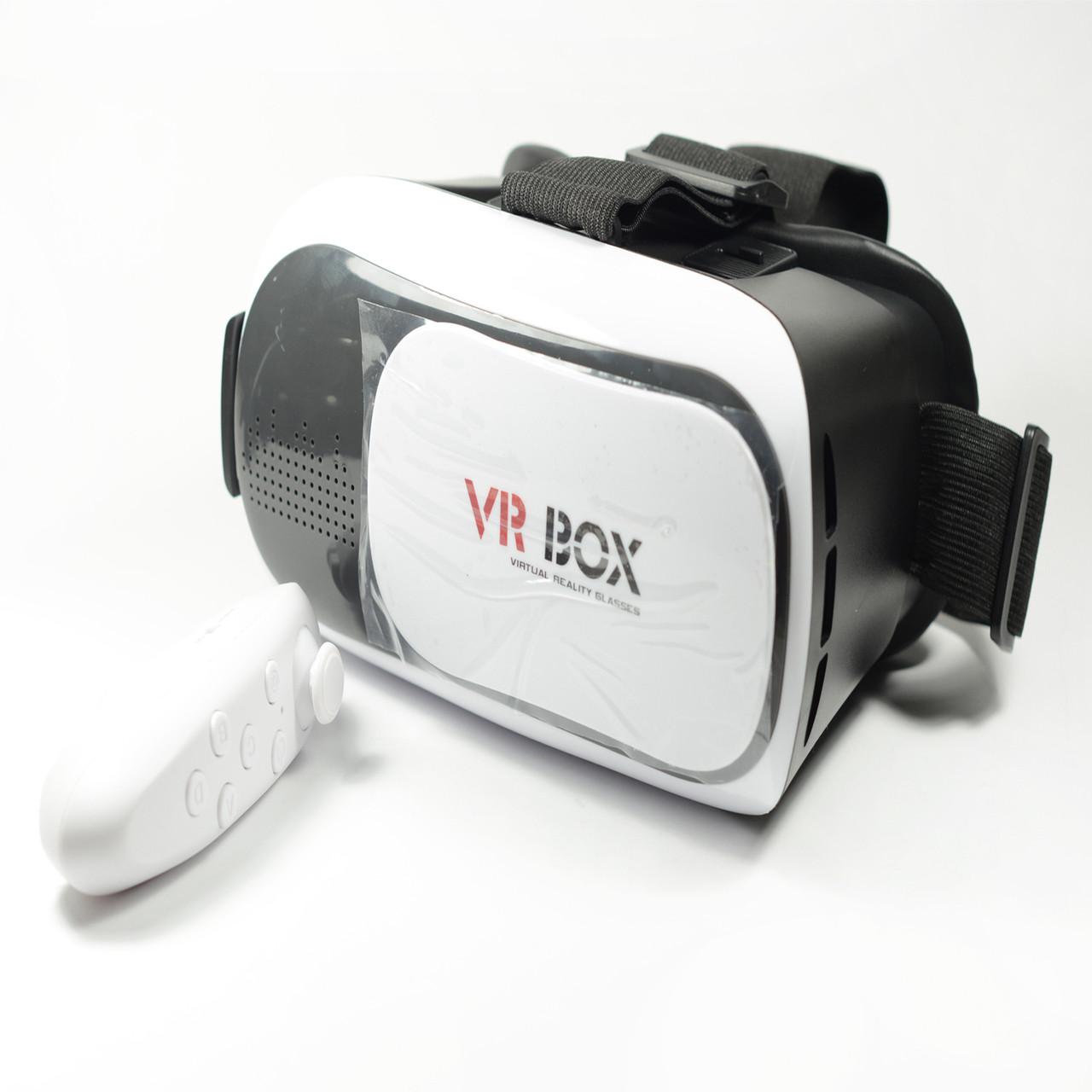 231b2aefd187 2nd Generation VR Box Virtual Reality 3D Glasses Bluetooth Control -  Godaca
