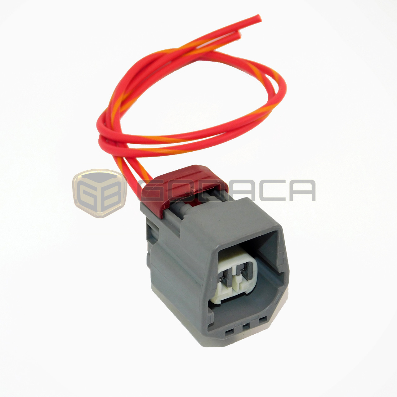 1x Connector 2 Pin 2-way for Ford Mate WPT-987