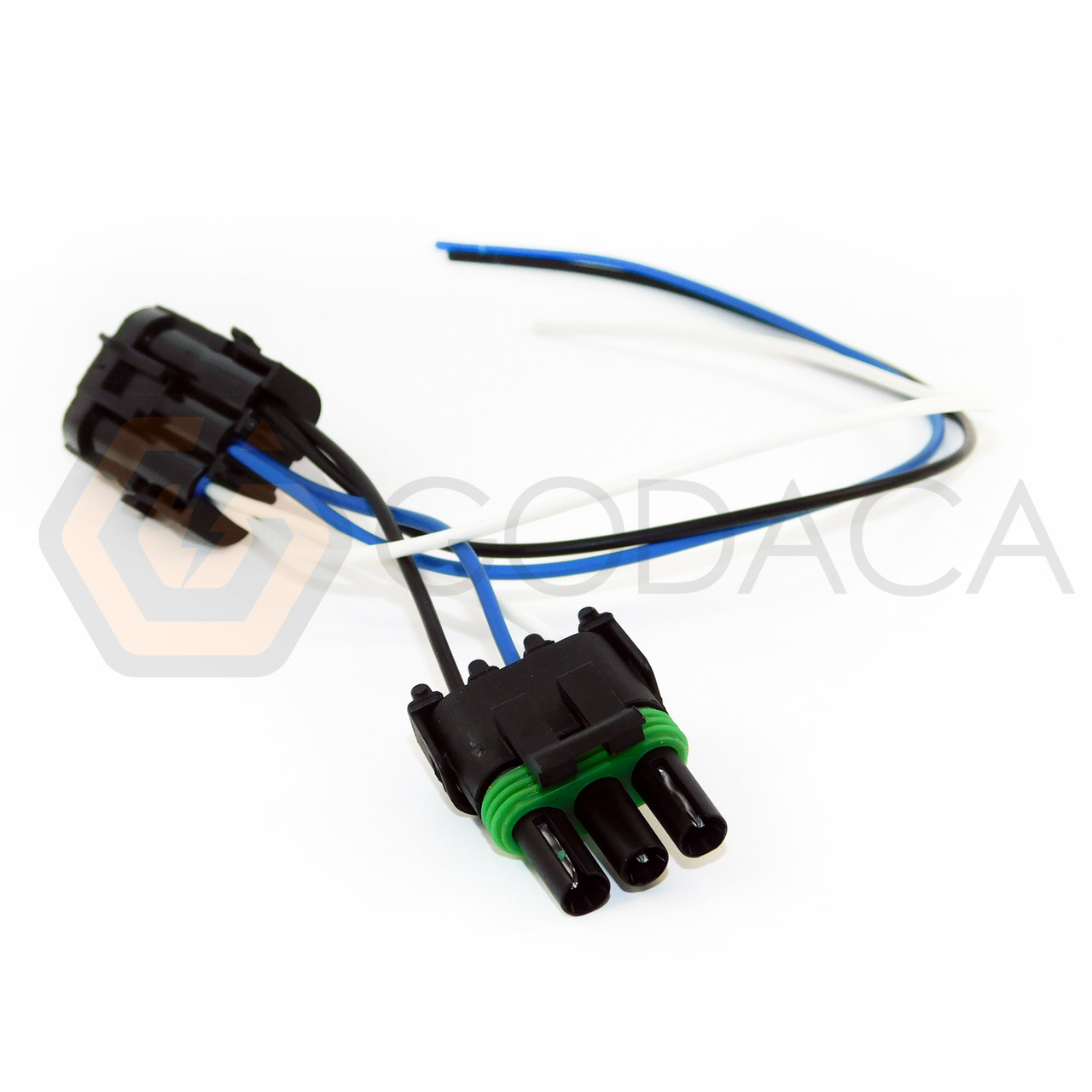 1x Connector Harness adapter Breakout for TPS GM Buick Jeep - Godaca on gm wire connectors, automotive bullet connectors, pigtail wire connectors, gm terminal connectors, gm fuel line connectors, gm coil connectors, gm wiring harness mounts, heavy duty connectors, auto headlight connectors, gm wiring harness diagram, electrical wiring pigtail connectors, gm hose connectors, gm wiring harness adapter, gm trailer wiring harness, gm wiring harness clips, gm truck wiring harness, gm electrical connectors, gm factory wiring diagram, gm engine wiring harness, gm factory radio wiring harness,