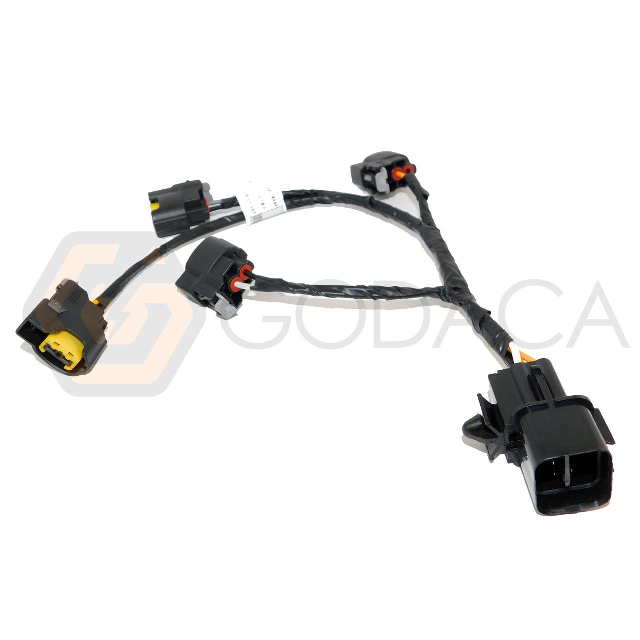 1x wiring harness for hyundai kia ignition coil 27350 2b000 Auto Wire Harness Repair