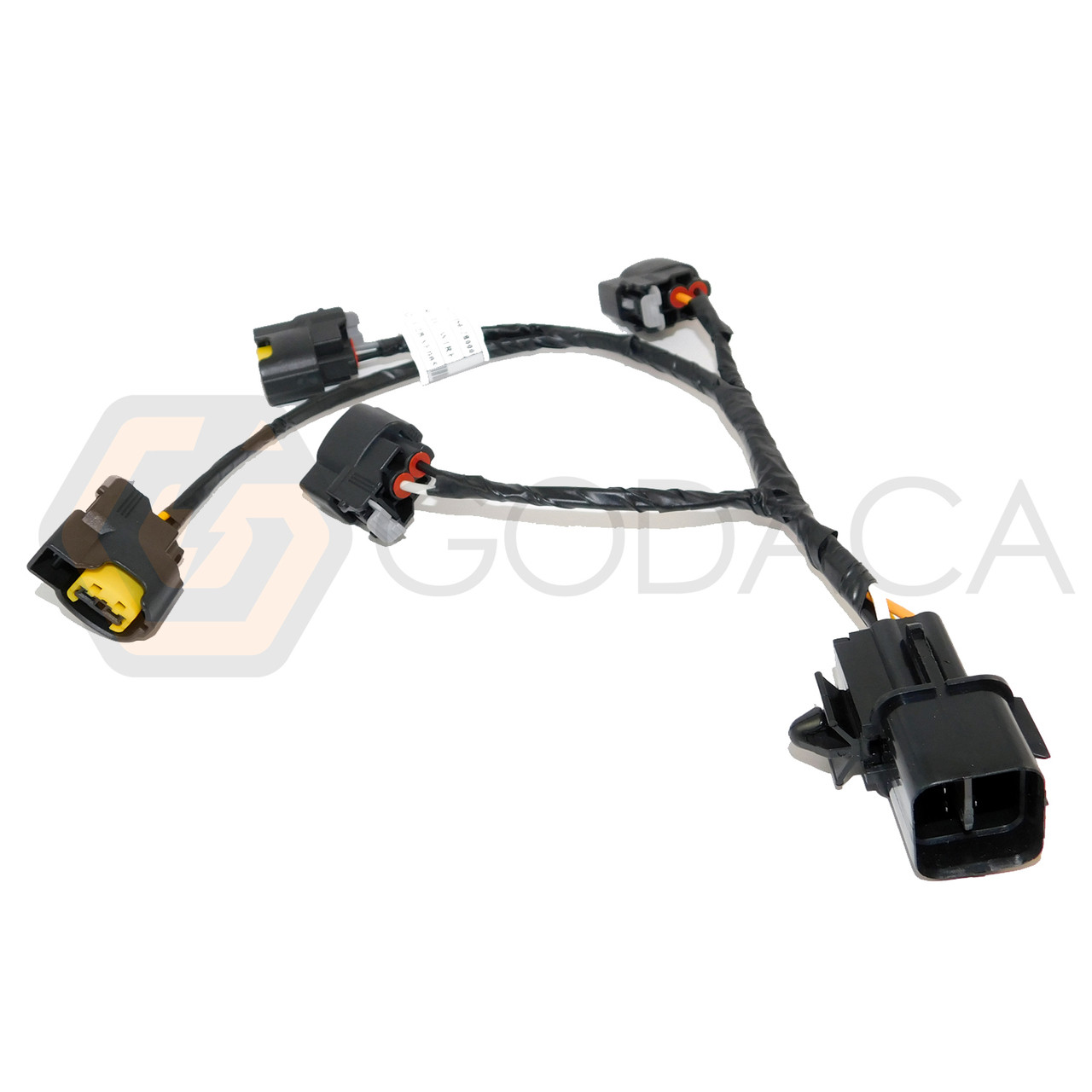 1x wiring harness for hyundai kia ignition coil 27350-2b000 - godaca, llc
