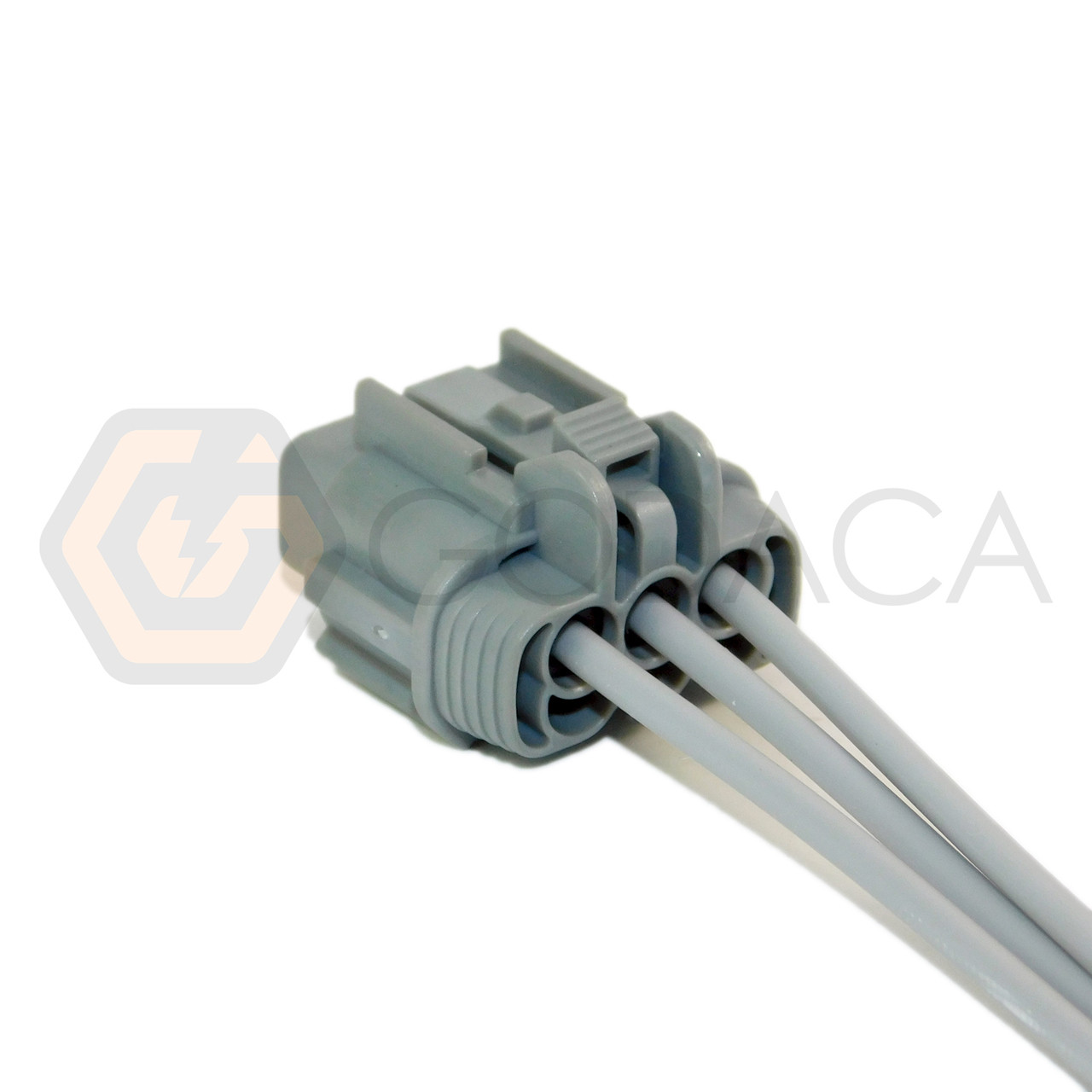 1x Connector 3-way for fuel tank sensor 3 pin PT2648 w//out wire