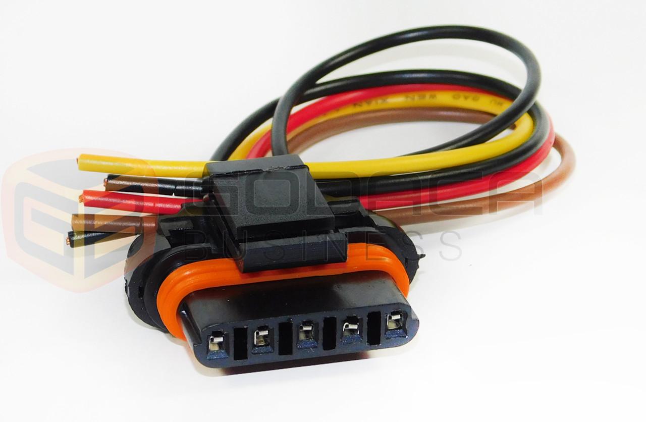 connector pigtail repair ford 7 3 powerstroke diesel 7 3l valve cover  harness - godaca, llc
