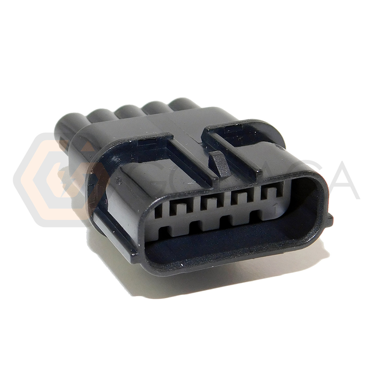 1x Connector 5-way 5 pin for Mass Air Flow Honda 37980-RNA-A01 w//out wire