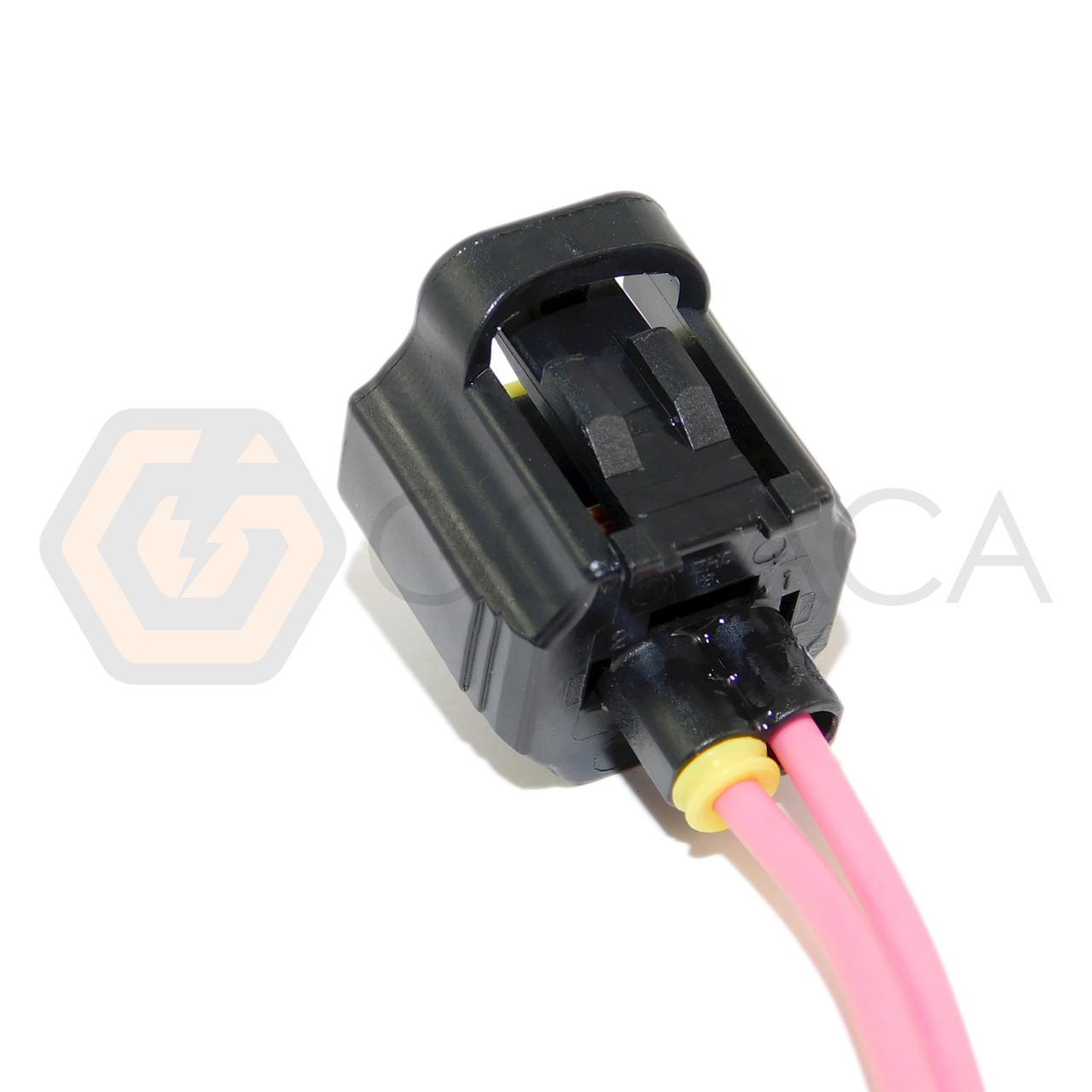 Fuel Rail Temperature Sensor Connector MOTORCRAFT WPT-470