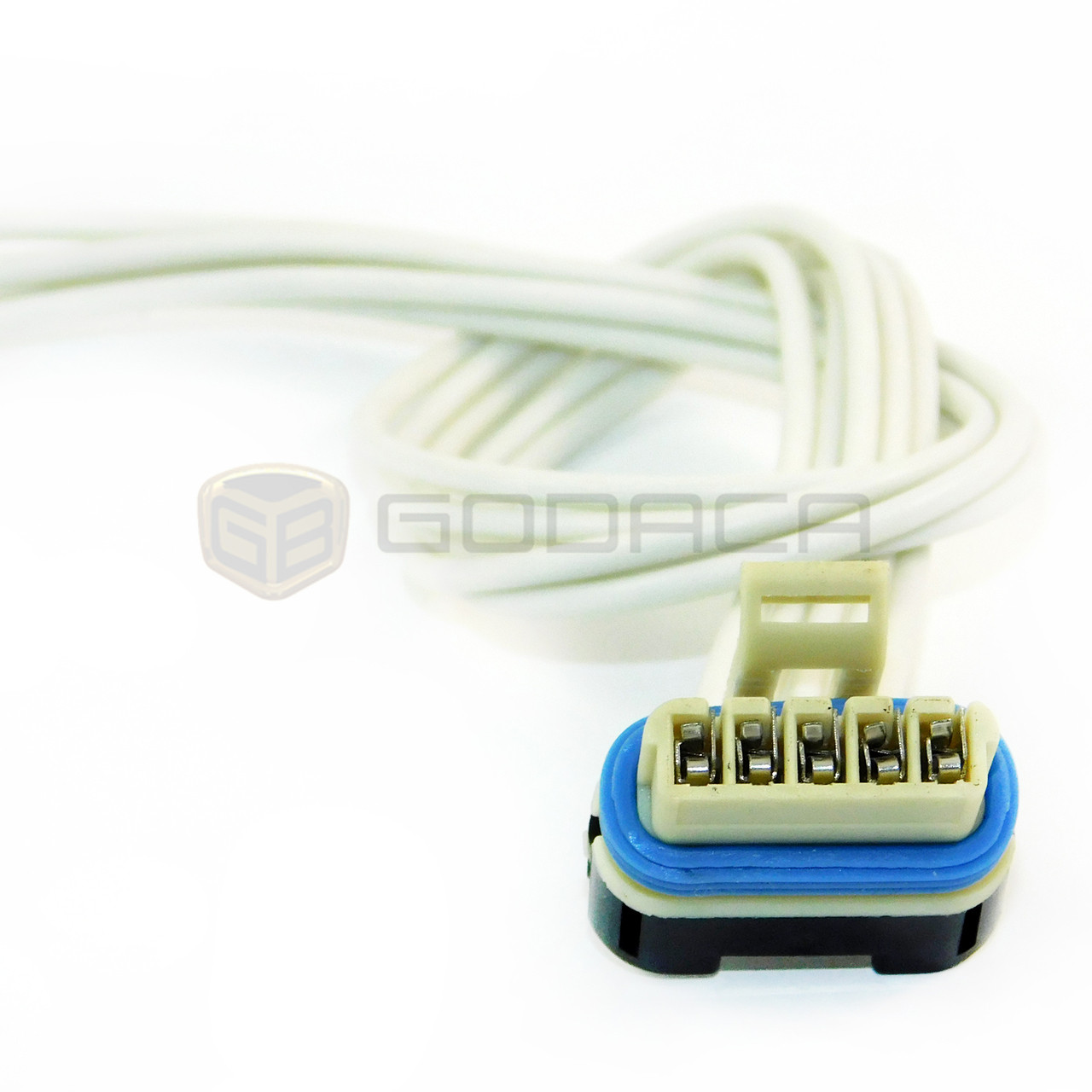 1 X Repair Connector Harness Pigtail 5-way EGR Valve 6.0 Powerstroke 5-way