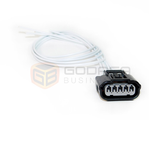 1x Connector 5-way for Honda Turbo Solenoid K6T52372