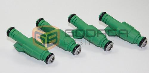 4x for 42lb EV1 Fuel Injectors Fit Chevrolet Pontiac Ford TBI LT1 LS1 LS6 440cc
