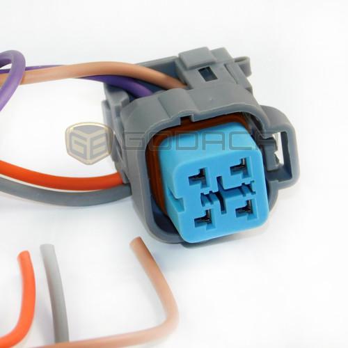 1x Connector 4-way for Honda Fuel Pump FG1528